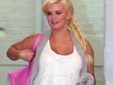 Kerry Katona In Diet Uproar