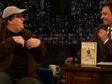 Late Night With Jimmy Fallon Michael Moore, Part 2
