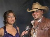 Live From The Red Carpet 2011 CMAs: Jason Aldean