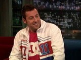 Late Night With Jimmy Fallon Adam Sandler, Part 3