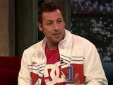Late Night With Jimmy Fallon Adam Sandler, Part 1
