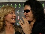 Live From The Red Carpet 2011 Power Of Comedy: Gene Simmons And Shannon Tweed