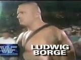 Ludvig Borga Wrestling Challenge Debut Vs Jason Headings