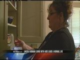 Lincoln Woman Living With Aids Leads A Normal Night - Catherine Crane Reports