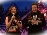 Late Night With Jimmy Fallon Christmas Song With Maya Rudolph