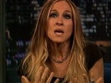 Late Night With Jimmy Fallon Sarah Jessica Parker, Part 1