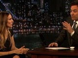 Late Night With Jimmy Fallon Sarah Jessica Parker, Part 2