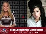 Lady Gaga, Justin Bieber Most Googled Celebs 2011