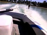 Looxcie Ear Camcorder Testing For Water Skiing