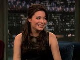 Late Night With Jimmy Fallon Miranda Cosgrove