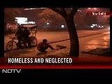 Left Out In The Cold, Delhi&rsquo S Homeless Battle Harsh Winter