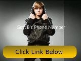 LEAKED Justin Biebers REAL Cell Phone Number | Celebrity Phone Numbers | Justin Bieber