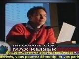 Le NADEX: Le March&eacute Des Politiciens - 30 12 2011 - Alex Jones - VOSTFR