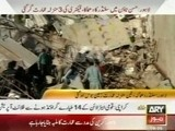 Lahore Factory Collapse Kills Three