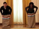 Late Night With Jimmy Fallon Let&#039 S Move With Michelle Obama