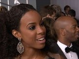 Live From The Red Carpet 2012 Grammys: Kelly Rowland