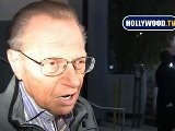 Larry King Is Shocked Over Michael Jackson&#039 S Passing
