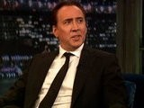 Late Night With Jimmy Fallon Nicolas Cage, Part 1