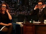 Late Night With Jimmy Fallon Maya Rudolph, Part 2