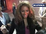 Leona Lewis Signs Autographs For Fans