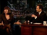 Late Night With Jimmy Fallon Angelica Houston, Part 2