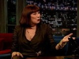 Late Night With Jimmy Fallon Anjelica Houston, Part 1