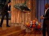 Late Night With Jimmy Fallon Fish Race With Tyler Perry