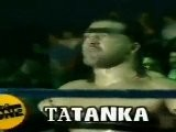 Lex Luger Vs Tatanka