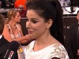 Live From The Red Carpet 2012 Oscars: Sandra Bullock