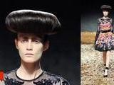 London Fashion Week&#039 S Wildest Hair Styles