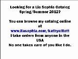 Lia Sophia Catalog Spring Summer 2012