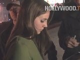 Lana Del Rey Parties In Green At Chateau Marmont