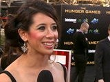 Live From The Red Carpet The Hunger Games Premiere: Tara Macken