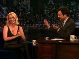 Late Night With Jimmy Fallon January Jones, Part 2