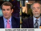 Luxury-Goods Demand Driven By China, De Sole Says