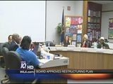Lansing School Board Approves Restructuring Plan
