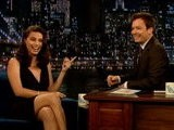 Late Night With Jimmy Fallon Adriana Lima