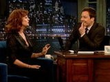 Late Night With Jimmy Fallon Susan Sarandon, Part 1