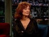 Late Night With Jimmy Fallon Susan Sarandon, Part 2