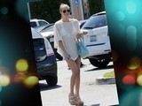 LeAnn Rimes Rocks Short Shorts
