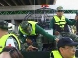 Military Medics Treat Thai Flood Victims