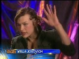 Milla Jovovich Actor Spotlight