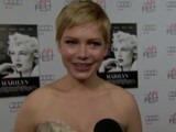 Michelle Williams Talks Marilyn Monroe At AFI