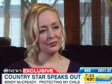 Mindy McCready Breaks Her Silence