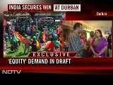 Moral Victory For India At Durban Climate Change Talks