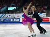 Meryl Davis & Charlie White - 2011 Grand Prix Final - Free Dance