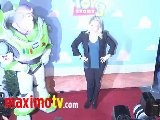 Melissa Joan Hart At DISNEY ON ICE Toy Story 3 Premiere