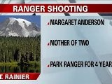 Mount Rainier Nat&#039 L Park Ranger Shot To Death