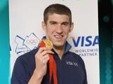 Michael Phelps And Girlfriend Break Up