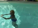Moving Through The Water In Water Aerobics